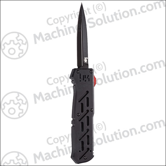 "HK 14850BK Epidemic Out-the-Front 3.50"" Black Knife"