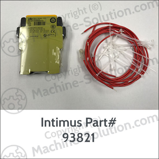 martin yale replacement parts martin yale folder parts intimus 93821 relay retrofit kit intimus 93821 relay retrofit kit
