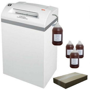 Intimus Pro 120 CC3PKG Shredder Package with Bags, Oil and Oiler Intimus Pro 120 CC3PKG Shredder Package with Bags, Oil and Oiler