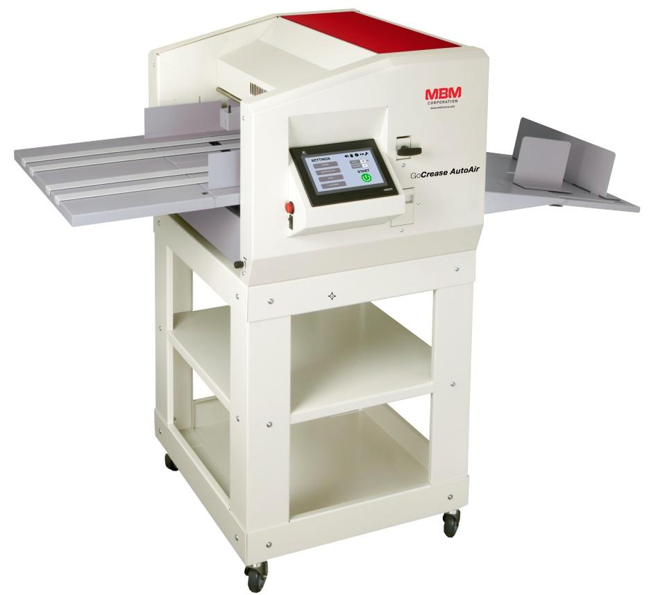paper crease machine