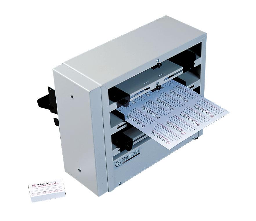 Martin Yale BCS410 Card Cutter