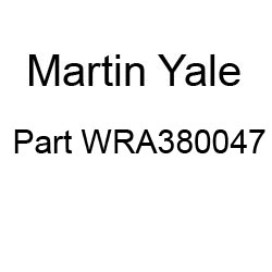 Martin Yale Drive Roller (Exit) Part Number WRA380047