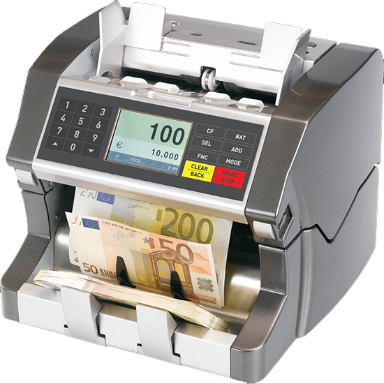 Tbs Cd 1000 Premium Multi Currency Discriminator Money Counter Usd Peso And