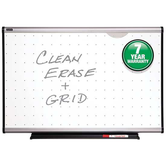 Quartet TE544A Prestige Total Erase Whiteboard, 4 x 3, Aluminum Finish Frame Quartet TE544A Prestige Total Erase Whiteboard, 4 x 3, Aluminum Finish Frame, cheap quartet whiteboard