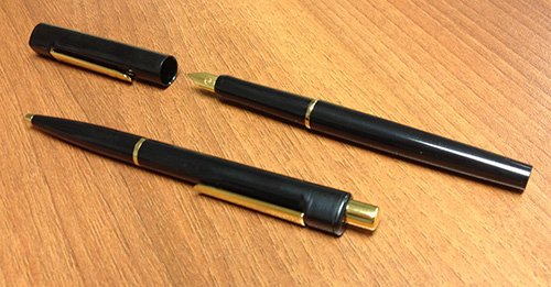 Stride Fountain Pen Set - Scribant Set # 1001 Stride Fountain Pen Set - Scribant Set # 1001