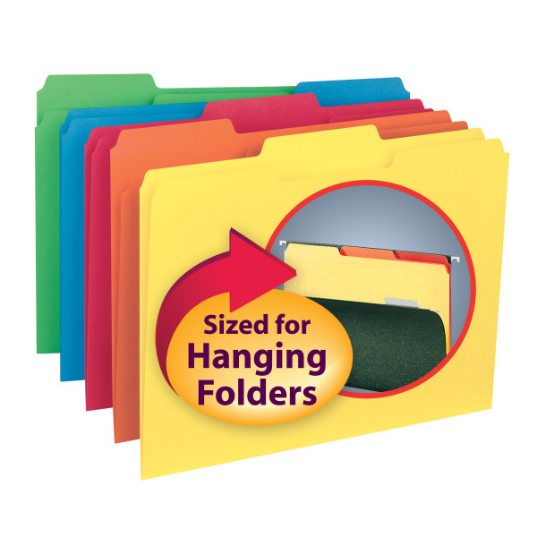 Smead 10229 Interior Folders Pocket Dividers