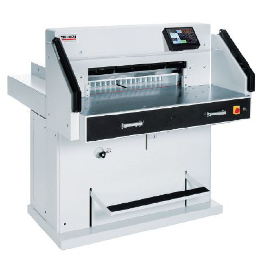 "Triumph 7260 Automatic-Programmable 28"" Paper Cutter with Safety Light Beams"