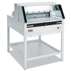 "Triumph 6660 Automatic-Programmable 25.5"" Paper Cutter with Light Safety Beams"