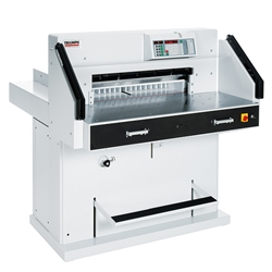 "Triumph 7260 Automatic-Programmable 28"" Paper Cutter Triumph 7260 Automatic-Programmable 28"" Paper Cutter"