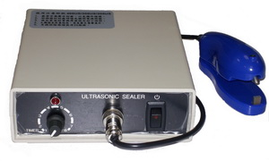 AIE Ultrasonic Clam Shell Hand Held Sealer Model 405US AIE Ultrasonic Clam Shell Hand Held Sealer Model 405US