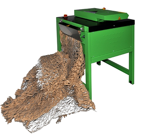 AABES © Cushion Pack CP316 Series 2i+ Corrugated Shredder 115V with Inverter Technology - CUSHION CP316 S2i+