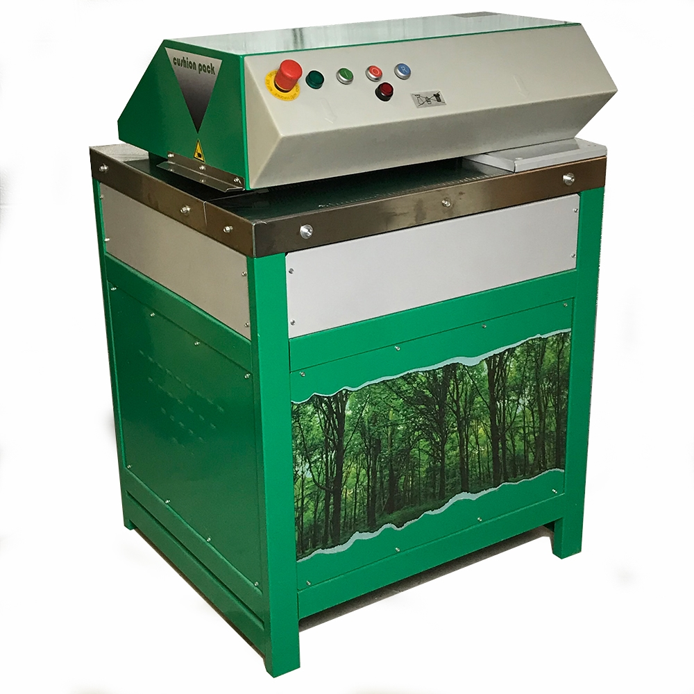 AABES © Cushion Pack CP440 Series2+ High Capacity Corrugated Shredder