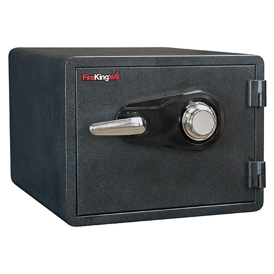 FireKing KY0913-1GRCL Combo Dial Fire Proof Business Safe, 3 Locking Bolts FireKing KY0913-1GRCL Combo Dial Fire Proof Business Safe, 3 Locking Bolts