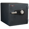 FireKing KY1313-1GRCL Combo Dial Fire Proof Business Safe, 4 Locking Bolts