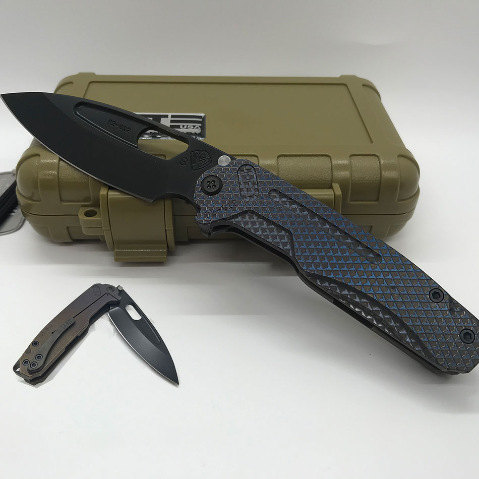 Limited Edition Benchmade and Medford Collector's Knives